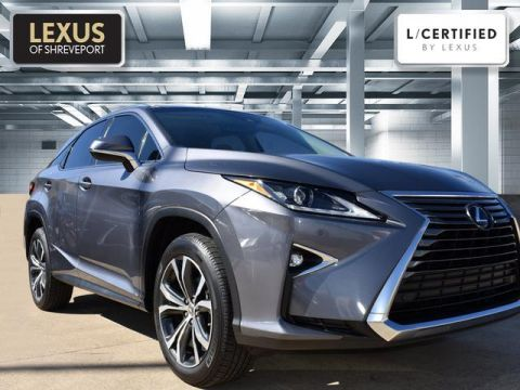 Certified Pre-Owned 2016 Lexus RX 350 4DR FWD