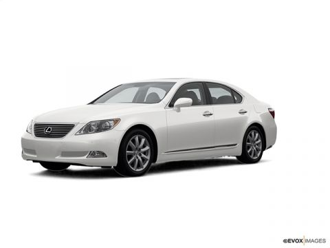 Certified Pre-Owned 2007 Lexus LS 460 4DR SDN AT
