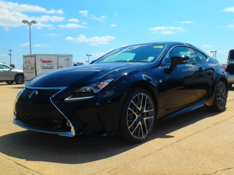 Certified Pre-Owned 2017 Lexus RC 350 Base